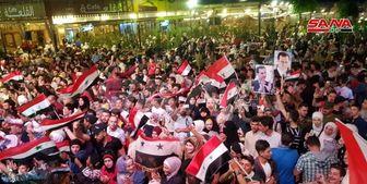 واکنش روسیه به پیروزی بشار اسد در انتخابات
