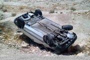 واژگونی مرگبار خودرو پراید در اردکان