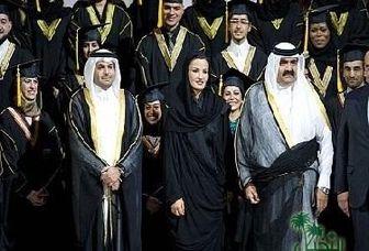 موساد همسر امیرسابق قطر را دزدیده است؟!