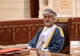 پیام مکتوب سلطان عمان برای ملک سلمان