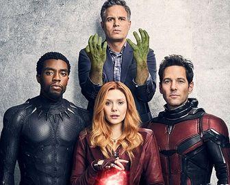 «اونجرز» پرفروشترین فیلم جهان در سال 2018  شد