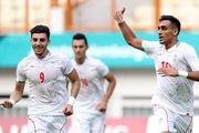 پیروزی قاطع امید ایران مقابل کره شمالی/ گزارش تصویری