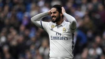 ایسکو به دنبال جدایی از رئال مادرید؟
