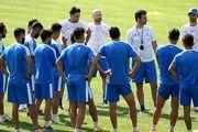 تازه ترین خبرها از شیخِ استقلالی ها/ تمرین اختصاصی مهاجم جدید