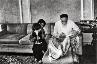 تصاویری از امام خمینی(ره) که تا کنون ندیده اید