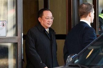 سفر وزیر خارجه کره شمالی به مسکو