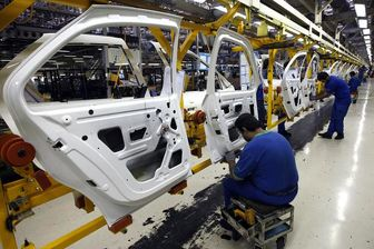 روند کاهشی تولید خودرو ادامه دارد