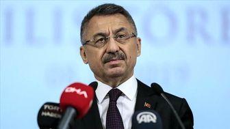 معاون اردوغان: ترکیه تسلیم تهدیدها نمیشود