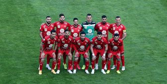 جدول لیگ برتر فوتبال پس از شکست امروز سرخپوشان