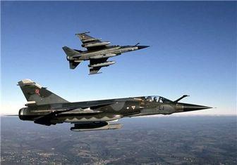 حمله جنگندههای اسرائیلی به غزه