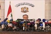 سه نامزد نهایی برای انتخابات ریاستجمهوری سوریه