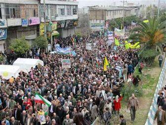 راهپیمایی روز قدس در 50 نقطه سیستان و بلوچستان
