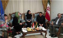 هلند از همکاری با ایران در زمینههای صنعتی و دریایی استقبال میکند