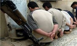 خطرناکترین باند داعش دستگیر شدند