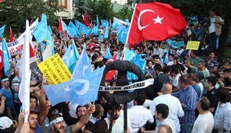 اتهام چین به ترکیه درباره انتقال اویغورها به سوریه