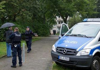 دستگیری یک مظنون به اقدام تروریستی در آلمان