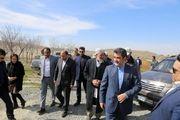 تشریح نتایج سفر هیات اقتصادی وزارت کشور به استان خراسان شمالی