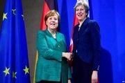 اظهارات صدراعظم آلمان درباره آینده انگلیس پس از خروج از اتحادیه اروپا