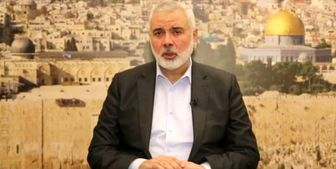 هنیه: اسرائیل جای پای نظامی-اقتصادی در مناطق نزدیک ایران میخواهد