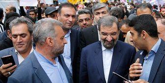 محسن رضایی: ملت اجازه دخالت به خارجیها نمیدهند