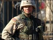تجاوز به بیش از نیمی از سربازان زن آمریکایی
