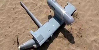 سرنگونی پهپاد جاسوسی ائتلاف سعودی در جازان