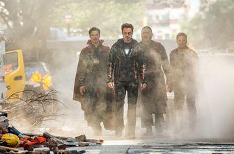 «اونجرز 3» چهارمین فیلم 2 میلیارد دلاری جهان