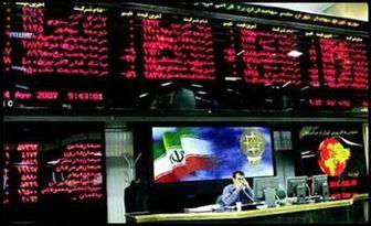 هیجان منفی در بورس تهران