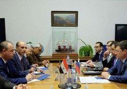 گفتوگوی روسیه و سوریه درباره بازسازی نفتی
