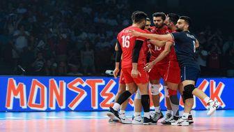ایران 3 - ایتالیا1/ شکست میزبان در برابر یوز های ایرانی