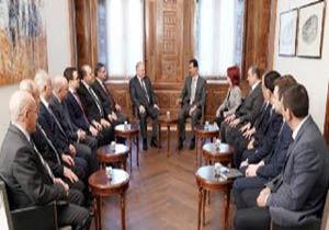 استقبال بشار اسد از مشارکت ارمنستان در بازسازی سوریه