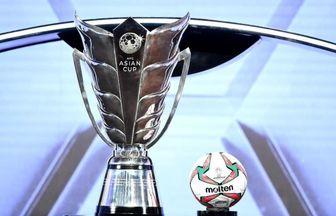 پاداش تیم های برتر جام ملت های آسیا مشخص شد