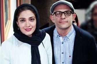 عکسی متفاوت از زوج هنری محبوب سینمای ایران
