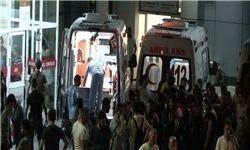 احتمال تروریستی بودن حمله به یک پلیس در استانبول