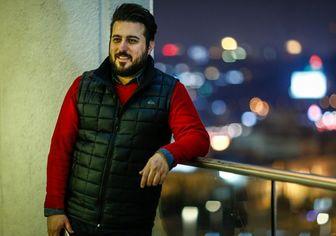 شباهت جالب بازیگر محبوب ایرانی به پدرش/ عکس