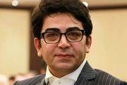 فرزاد حسنی در روزهای دور /عکس