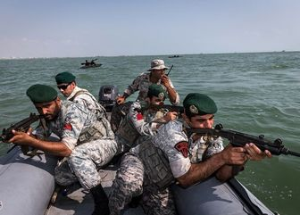 تکاوران نیروی دریایی ارتش + عکس
