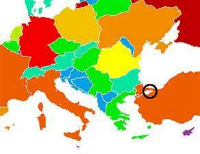 """"""" استانبول """" مرکز اینترنت سه قاره می شود"""