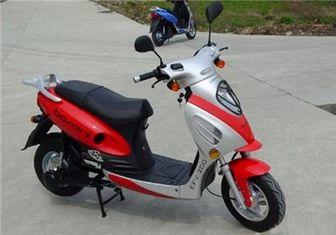 زمان رونمایی از موتورسیکلتهای برقی تهران