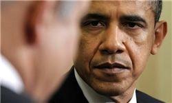 حضور اوباما درصحنه تیراندازی شهر نیوتاون