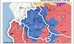 فرار تروریستها از ادلب به ترکیه