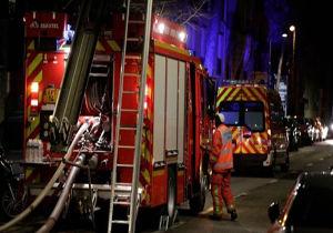 آتشسوزی در پاریس؛ 7 نفر کشته شدند