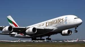 درآمد هواپیمایی امارات چقدر است؟