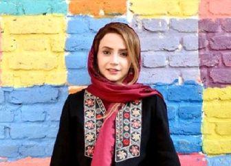 شبنم قلیخانی درکنار یکی از بهترینهای سینمای ایران/ عکس