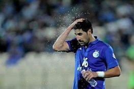 بد شانس ترین فوتبالیست ایرانم