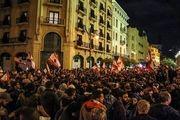 ادامه تظاهرات در پایتخت لبنان