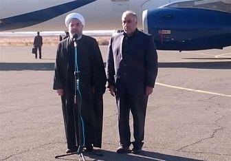 روحانی: مسئول اصلی اسکان مردم بنیاد مسکن است