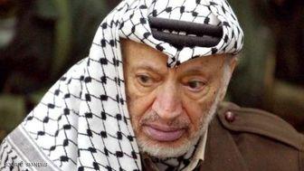 ادعایی جدید درباره علت مرگ یاسر عرفات