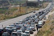 محدودیت ترافیکی راههای منتهی به شمال