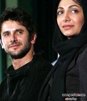 فرار امین حیایی و همسرش از تهران + عکس